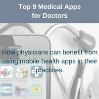 link to Top 9 Medical Apps for Doctors
