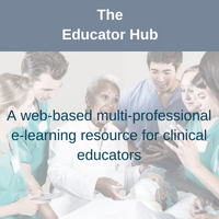 link to the Educator Hub