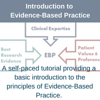 link to Evidence-Based Practice Tutorial