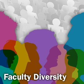 Faculty Diversity Button