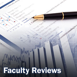 Faculty Reviews Button