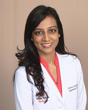 Dr. Nirvani Goolsarran