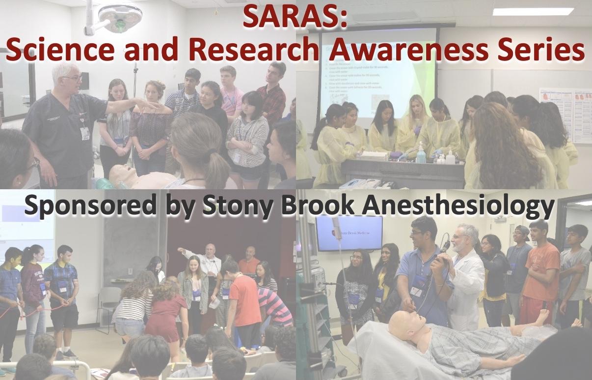 SARAS: Science and Research Awareness Series