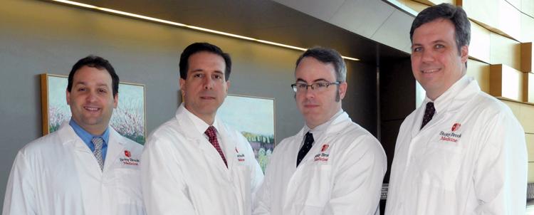 Traumatologists at Stony Brook Medicine